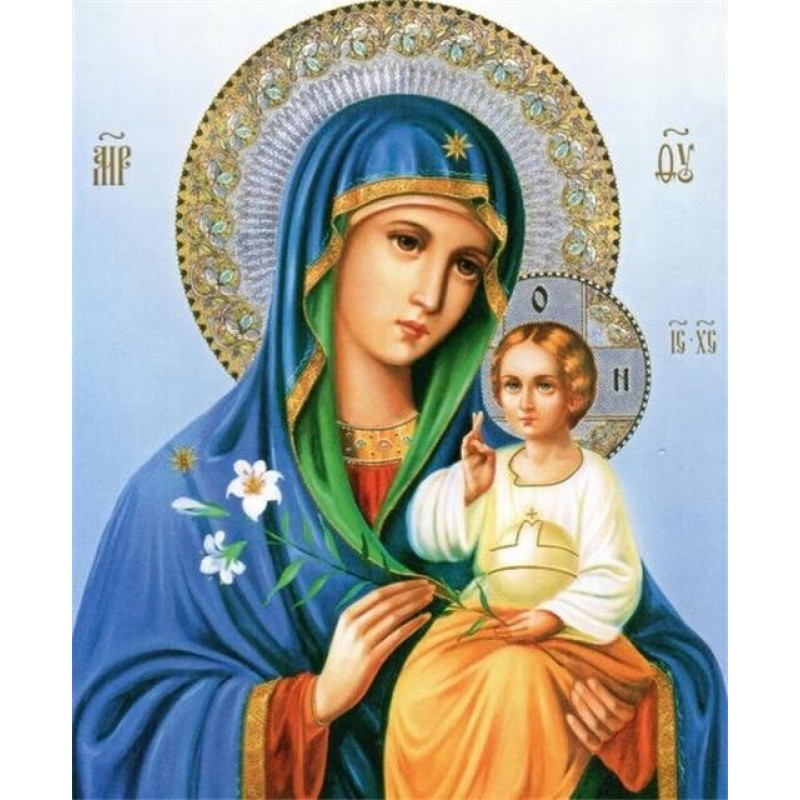 Mary and Jesus  | 5D...