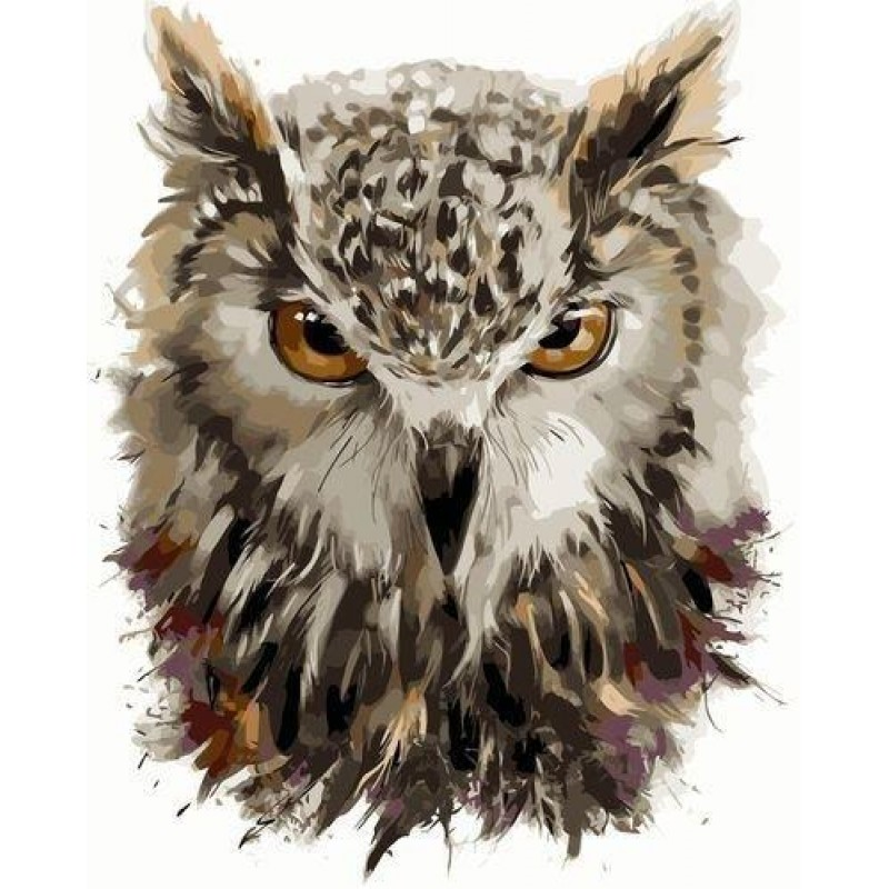 Owls | 5D Diamond Paintin...