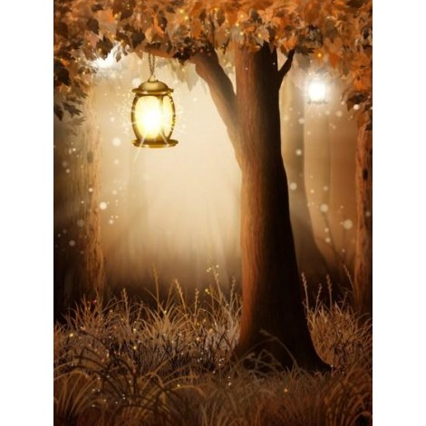 Mystical Forest | 5D Diamond Painting | Square/Round Drill