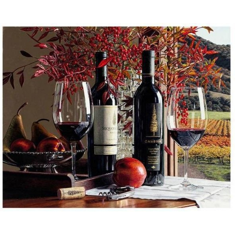 Fruits and Wine | 5D...