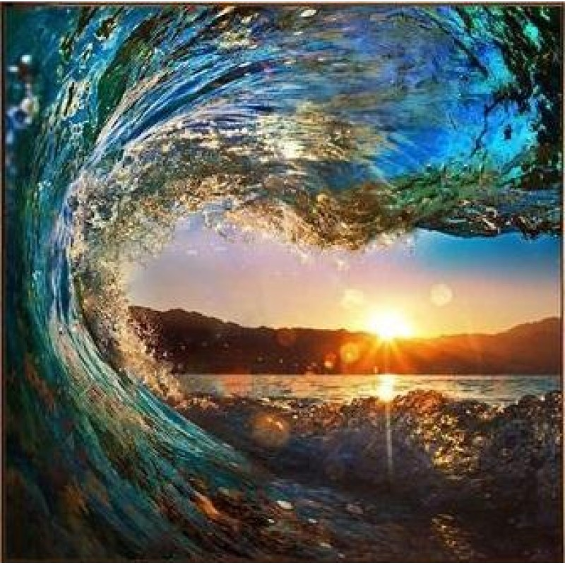 Sunset & Wave | ...