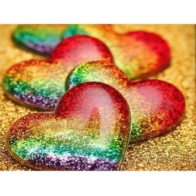 Colorful Heart | 5D ...
