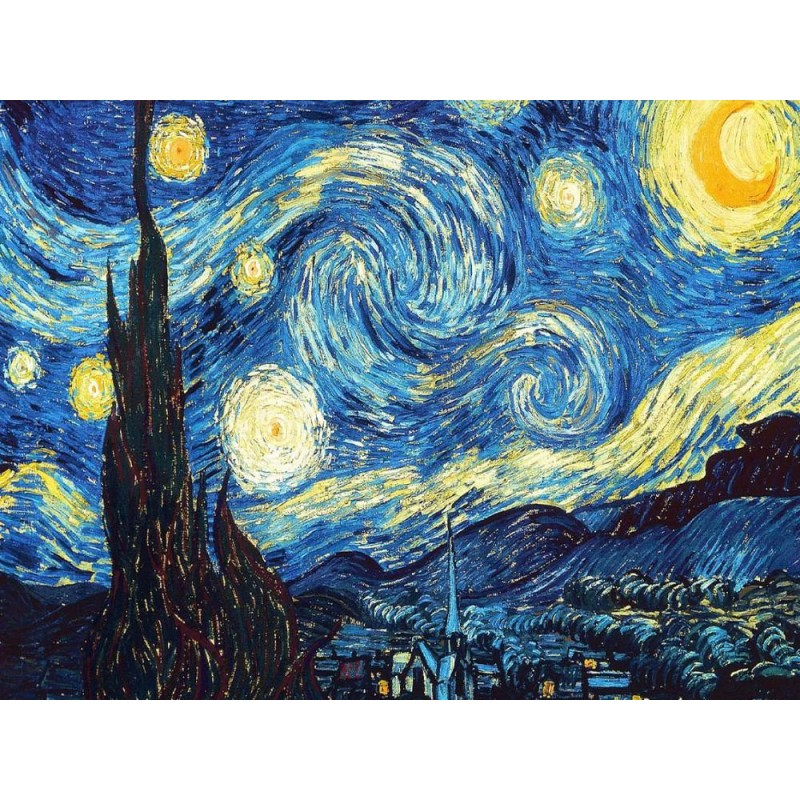 Starry Night | Van G...
