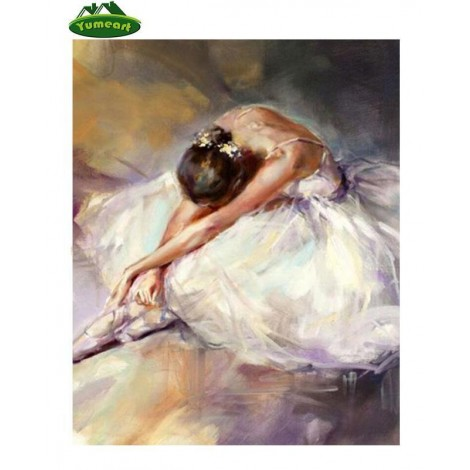 Dancing Women Diamond Painting Kit